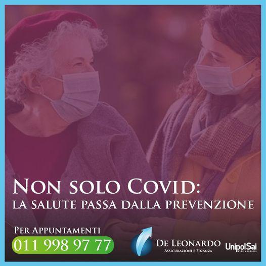 Non solo Covid: la salute passa dalla prevenzione